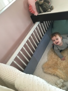 playtime in Elle's room