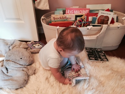 bassinet renewed as a library
