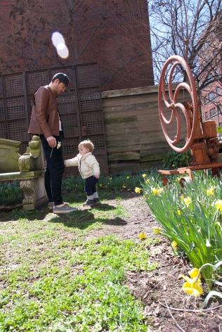 Spring again!