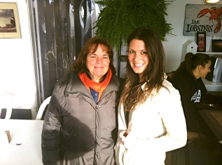 Nov. 13, 2011. Manifestation miracle. Me & Ina Garten